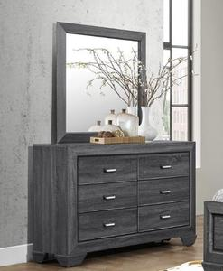 Beechnut Mirror By Homelegance Broadway Furniture