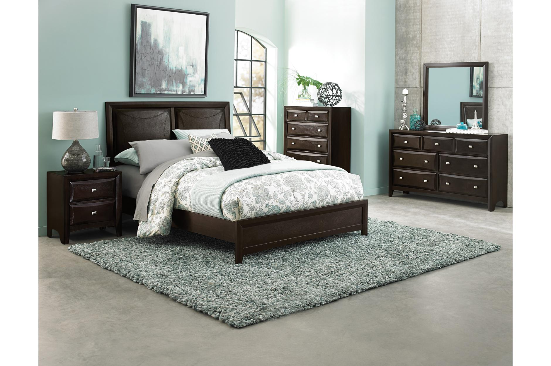 Summerlin Bed by Homelegance