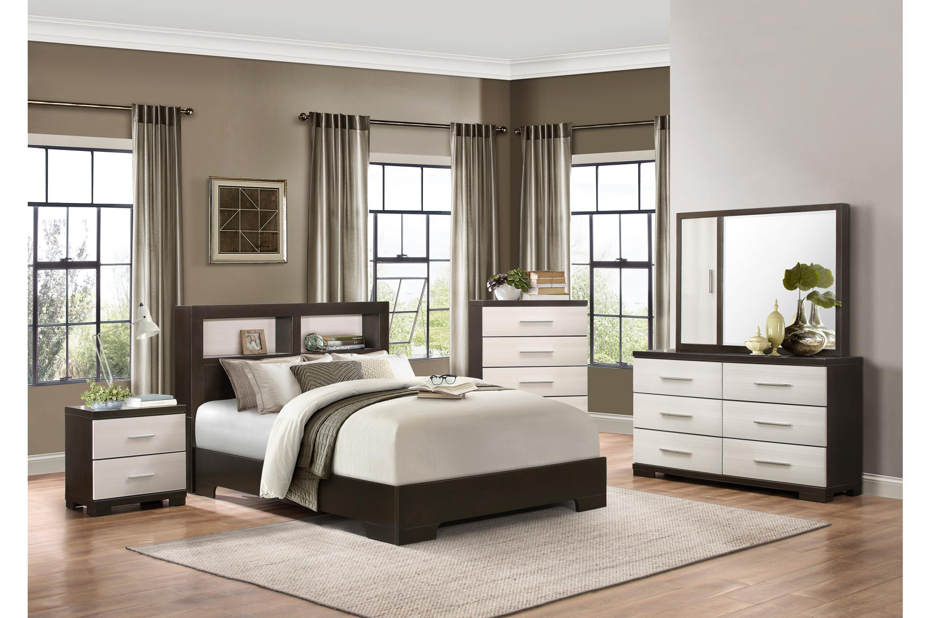Pell Bed by Homelegance