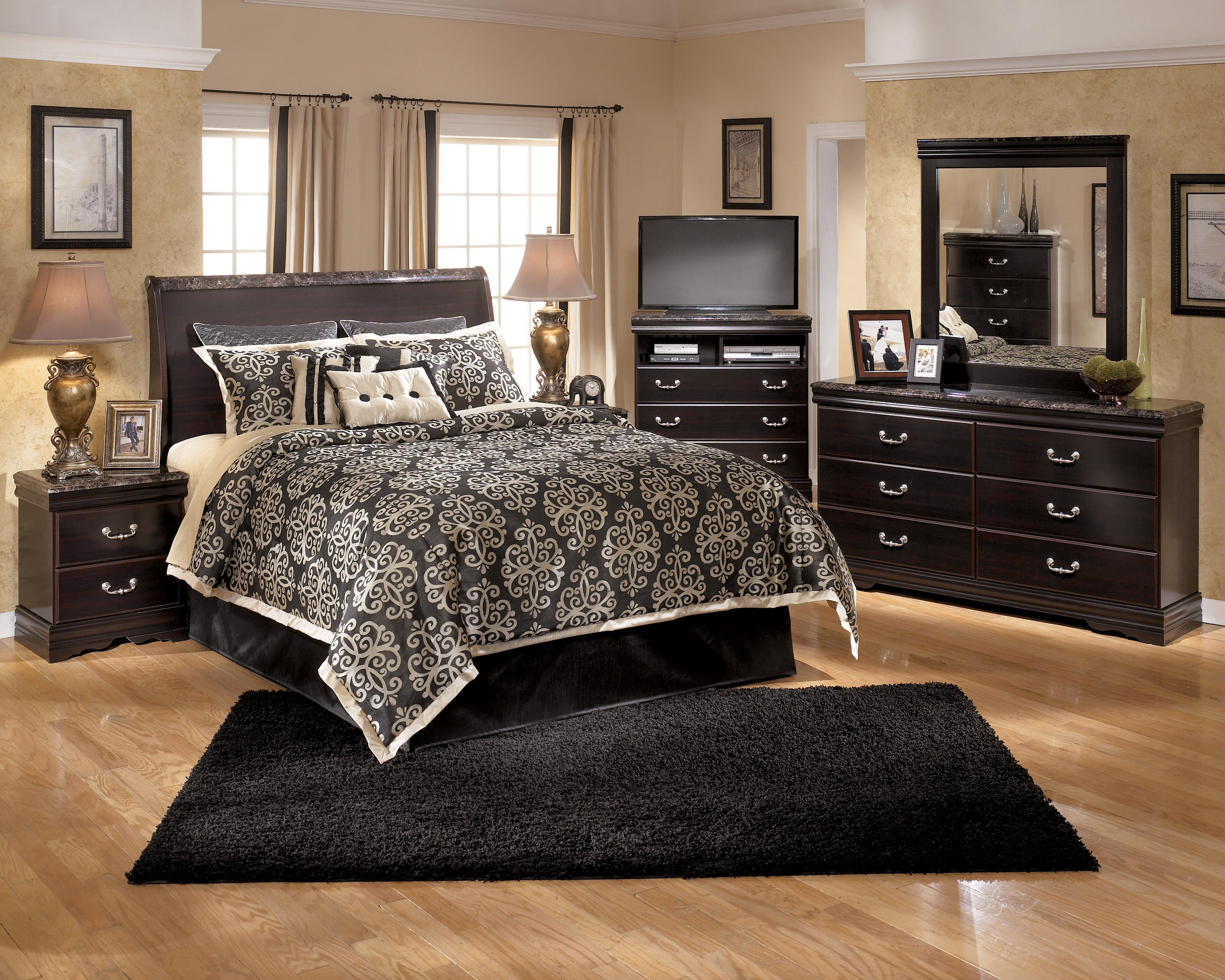 Ashley Furniture Esmarelda Bedroom Set Broadway Furniture