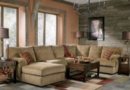 Bartlett-Caramel Living Room Set by Ashley Furniture