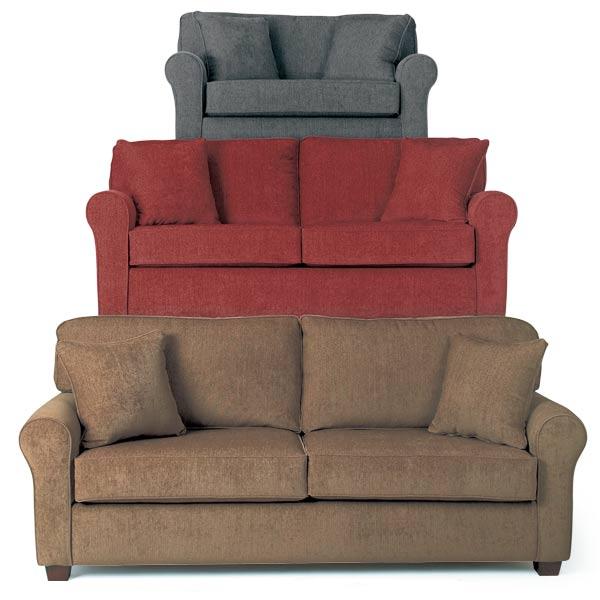 Jonathan Louis Carlin Upholstered Arm Chair - Broadway Furniture