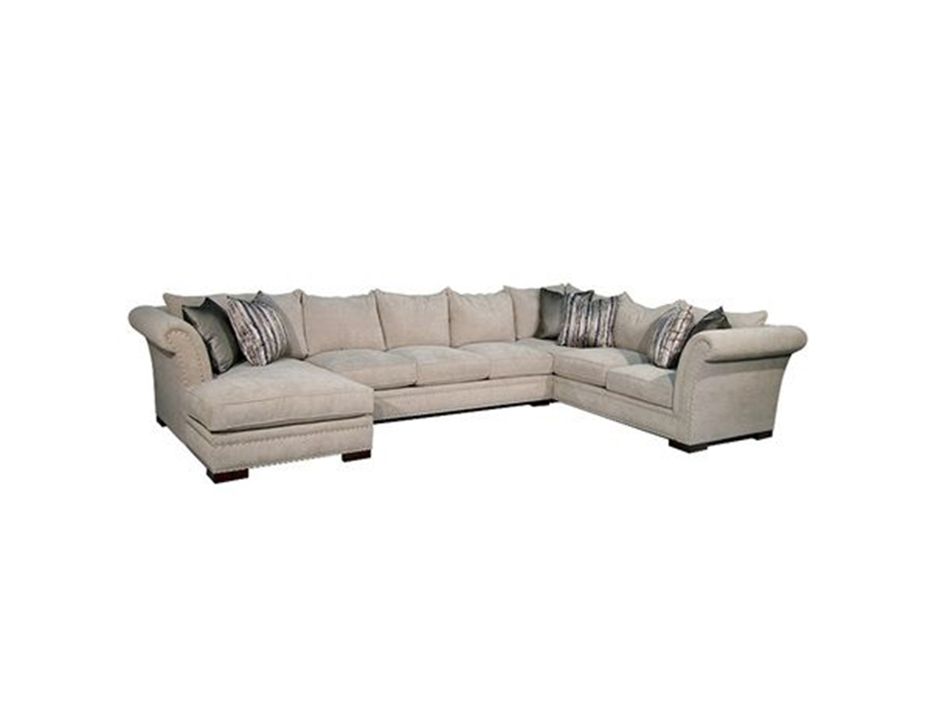 robert michael scottdale ii 3pc sectional