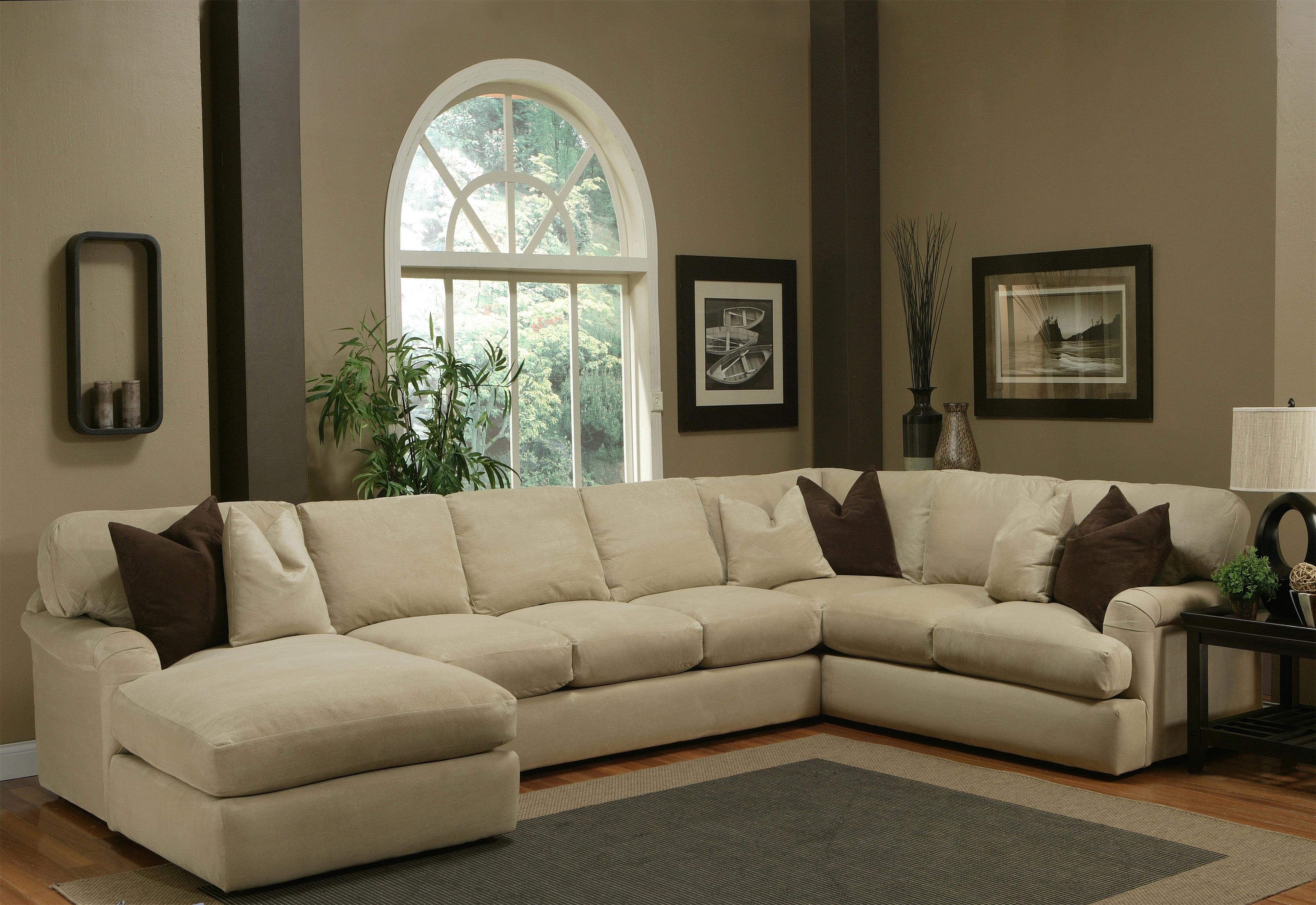 omnia furniture gino sectional