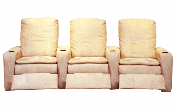 Broadway Theater Seating By Omnia Furniture
