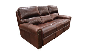 Connor Reclining Sofa from Omnia Furniture