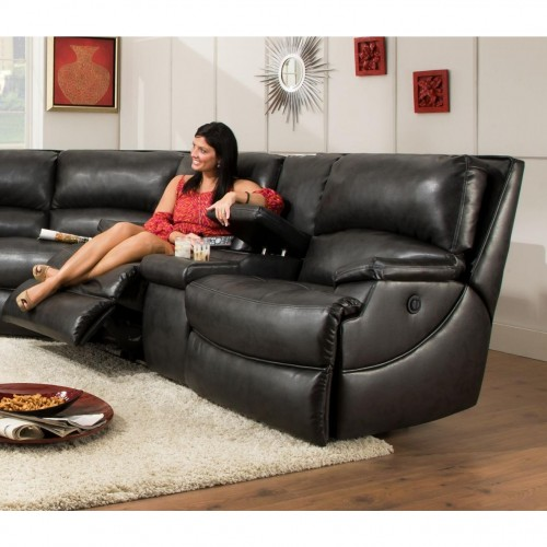 leather furniture - Southern Motion, Shazam, Double Reclining, Console, Loveseat,leather furniture