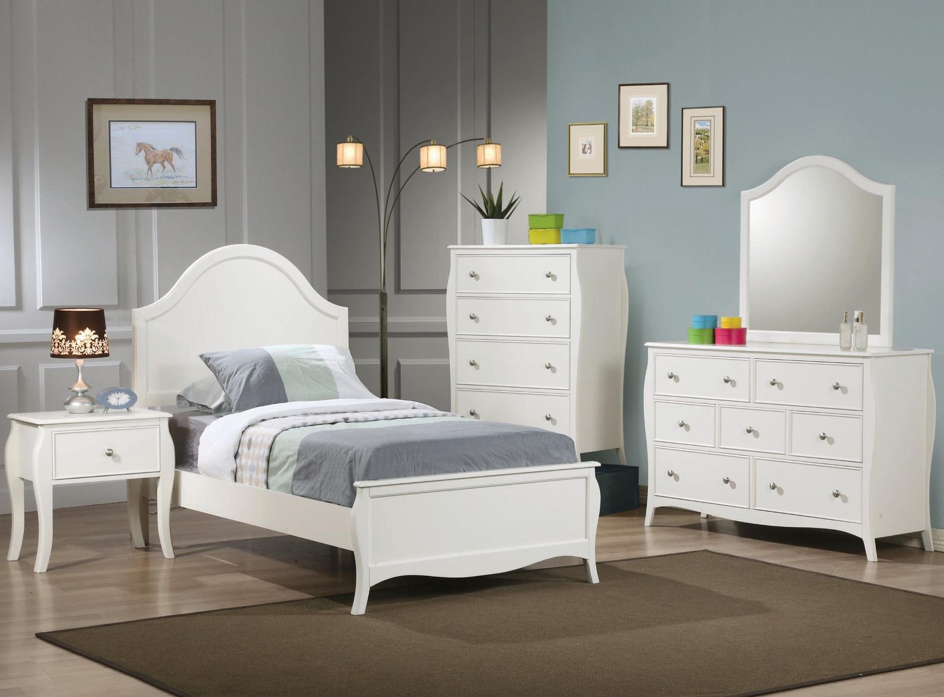 Coaster Furniture - Dominique Bedroom Set