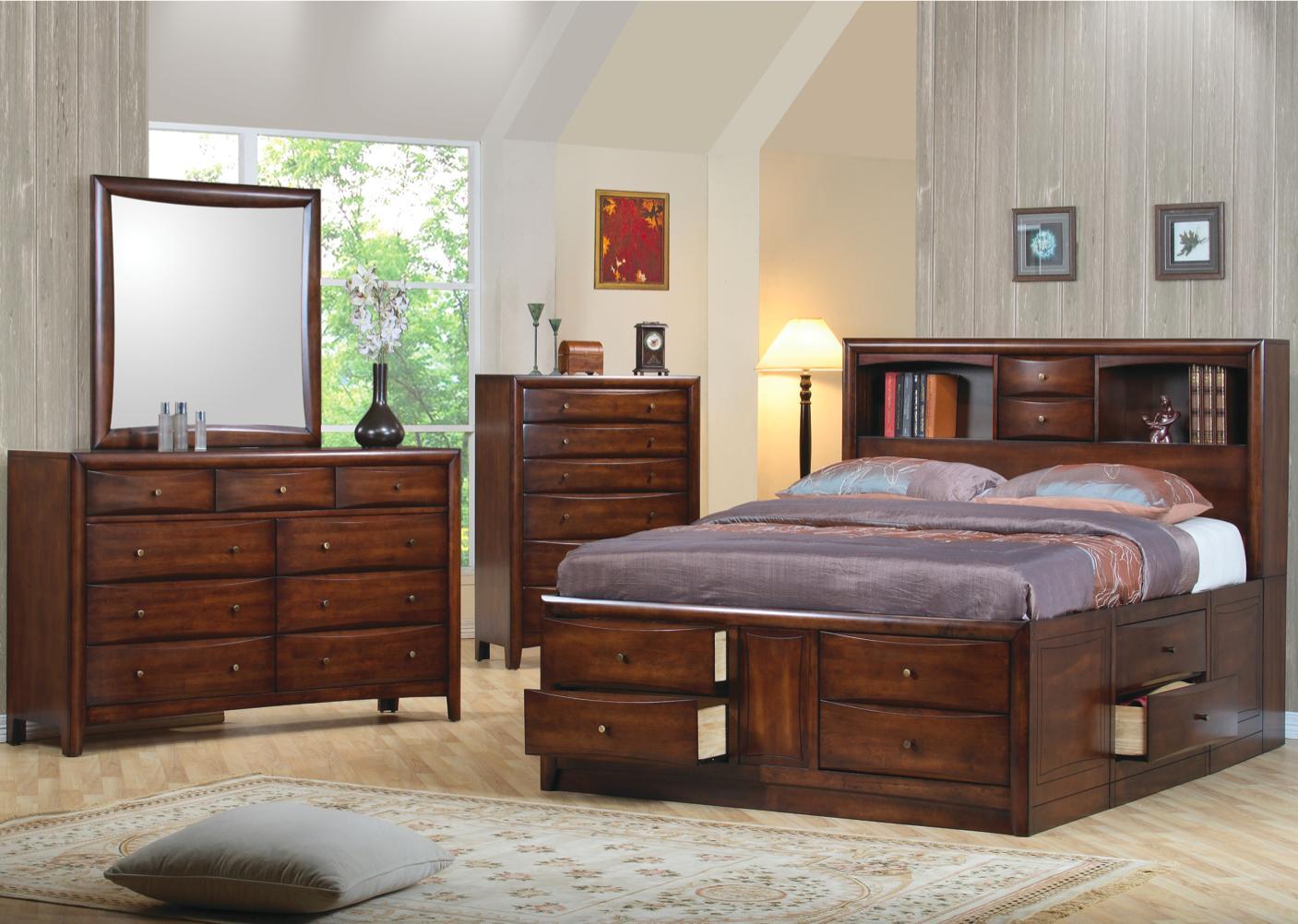 Coaster Furniture - Hillary and Scottsdale Bedroom Sets