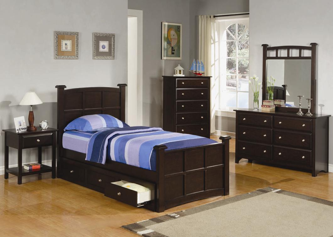 Coaster Furniture - Jasper Bedroom Set