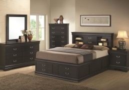 Coaster Furniture - Louis Philippe - Bedroom Set