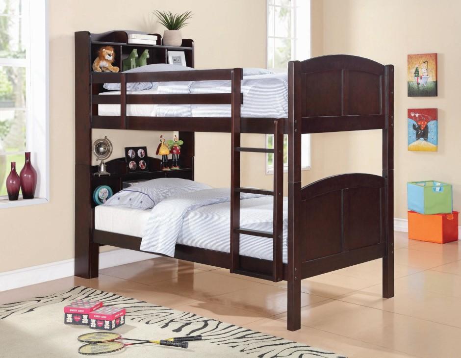 Coaster Furniture Parker Bunk Bed Broadway Furniture