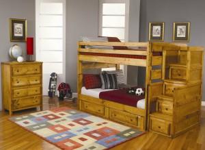 Coaster Furniture - Wrangle Hill Bunk Bed Set