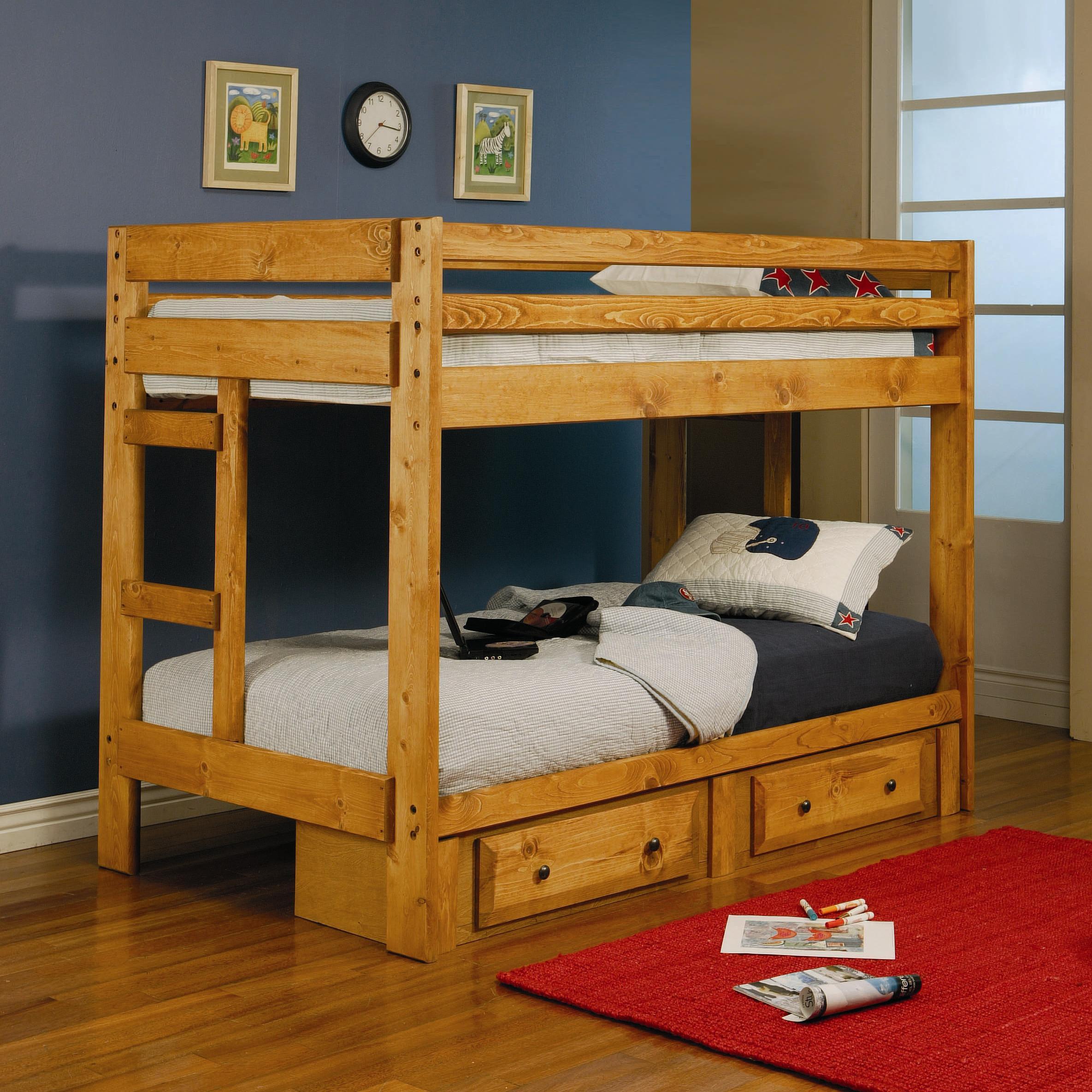 Coaster Furniture - Wrangle Hill Bunk Bed