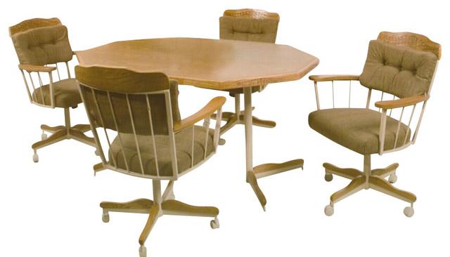 douglas casual living heidi 5 piece dining set broadway furniture