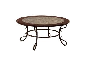 Emerald Furniture - Spiro ROUND COCKTAIL TABLE