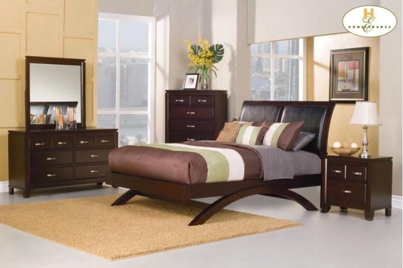 Home Elegance Potrero Bedroom Collection 28 Images