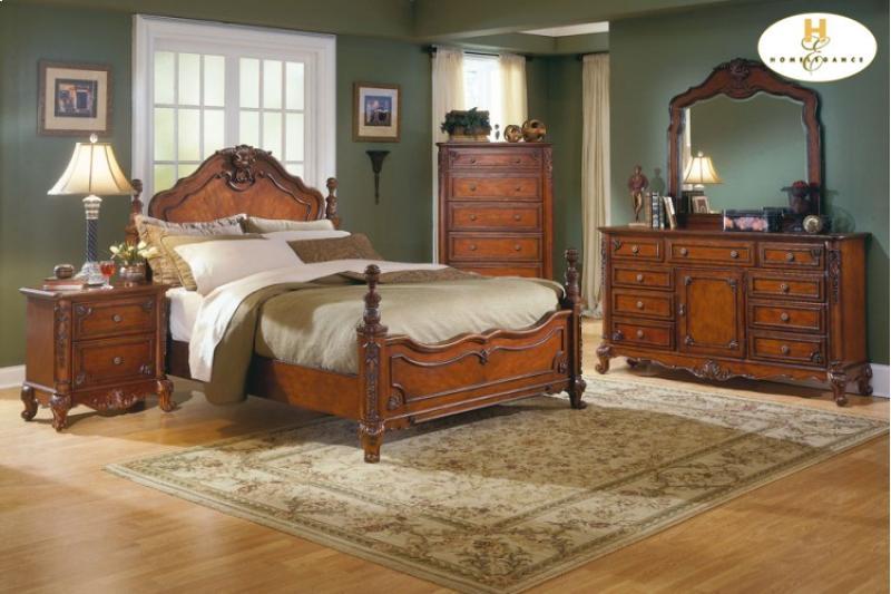 Home Elegance Madaleine Bedroom Collection Broadway