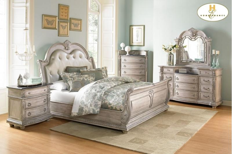 Home Elegance Palace Ii Bedroom Collection Broadway
