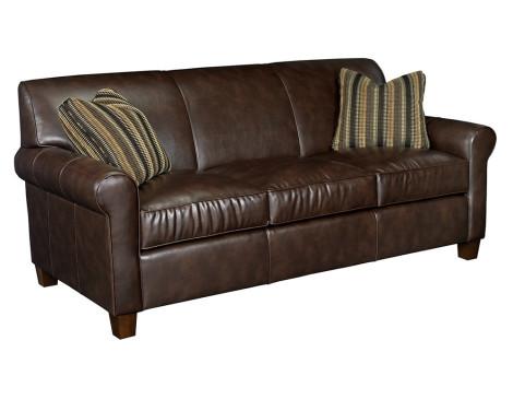 Kincaid Furniture Tribeca Leather Sofa