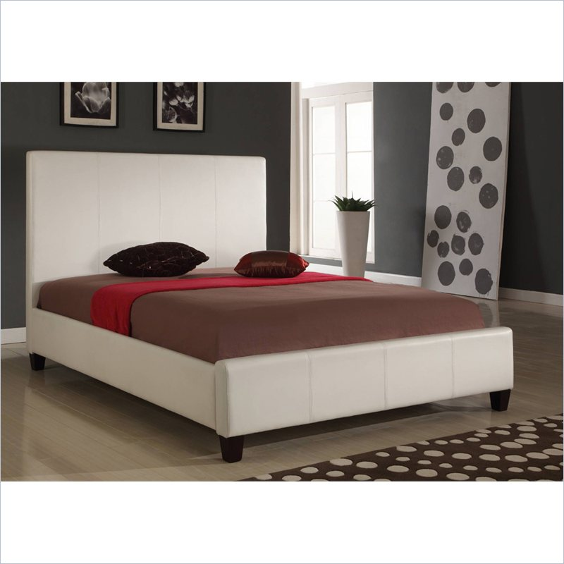 Modus Mambo Upholstered Panel Bed Broadway Furniture