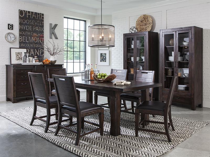 Magnussen Furniture - Pine Hill Dining room set