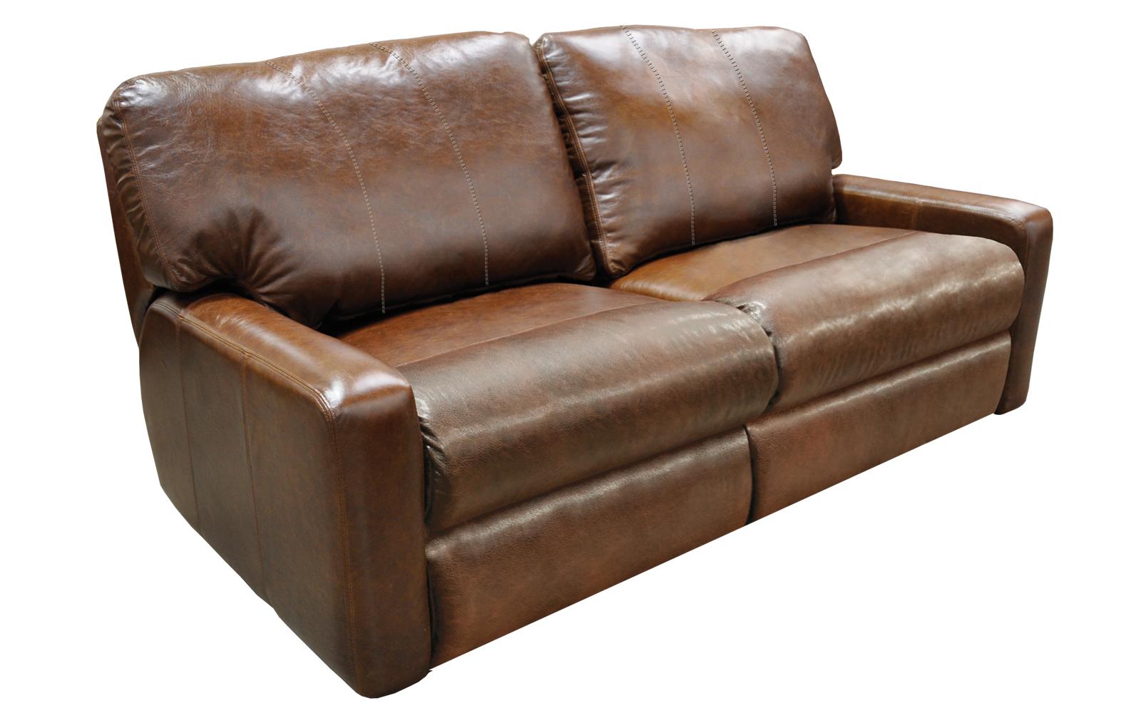 Omnia Furniture Atlantic Reclining Sofa