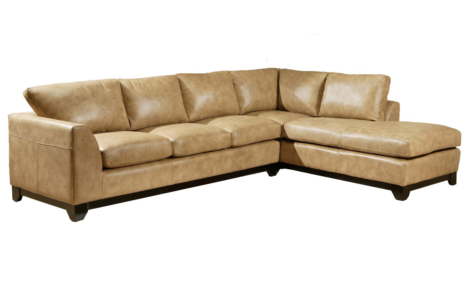 Omnia Furniture City Sleek Sofa