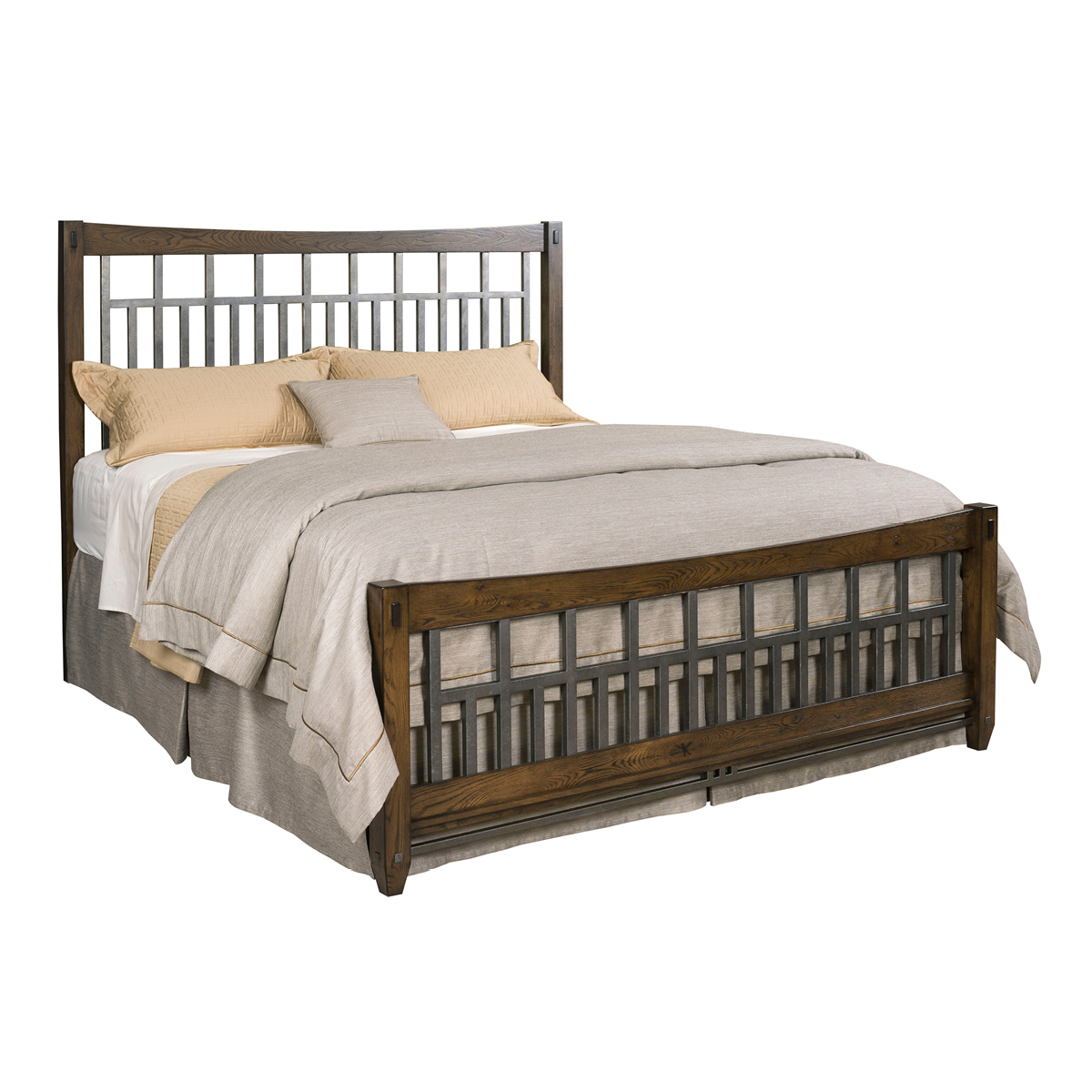 Jonathan Louis Furniture Quality Kincaid Bedford Park Elements Bed | Broadway Furniture