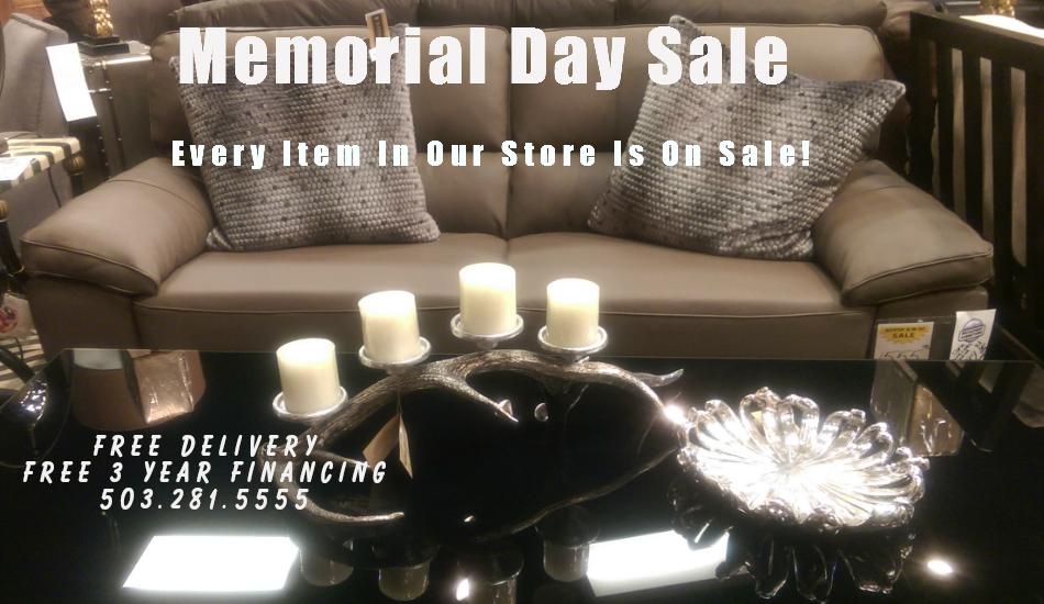 Memorial Day Furniture Sale 2016