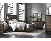 Modus Bedroom Urban Retro Queen Bed
