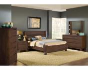Modus Furniture Portland Platform Bedroom Collection