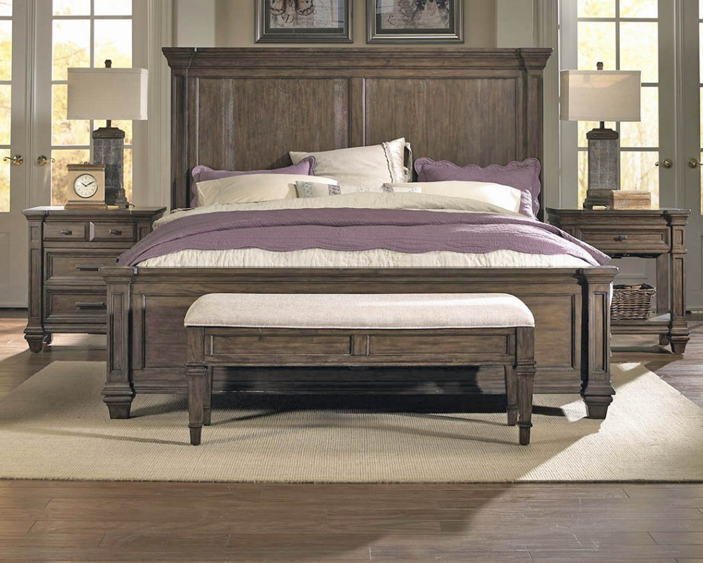 A America Gallatin Bedroom Collection