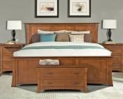 A America Grant Park Wood Bedroom Set