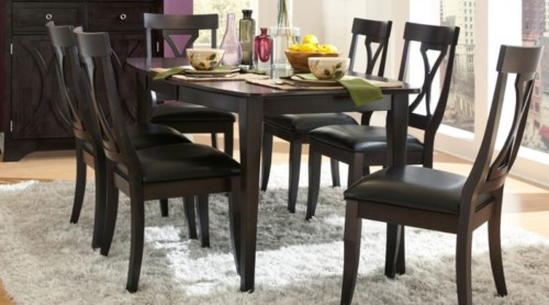 a america midtown dining room set