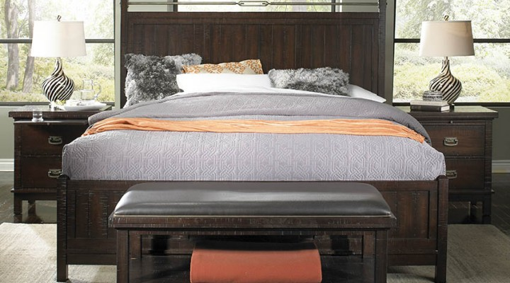 A America Suncadia Bedroom Set