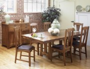 A AMERICA CATTAIL BUNGALOW CASUAL DINING ROOM GROUP