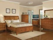 Winners Only Vintage Bedroom Set