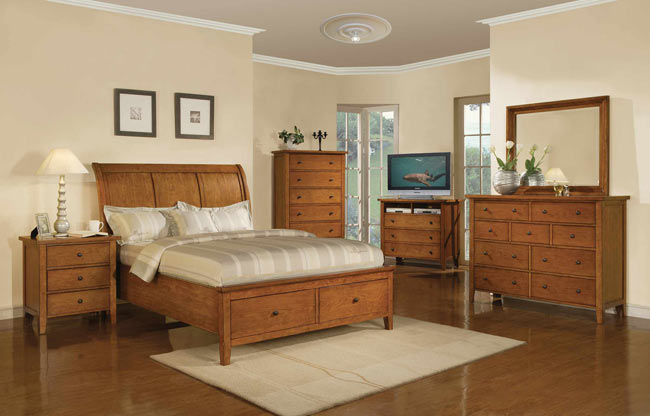 Winners Only Vintage Bedroom Set Broadway Furniture