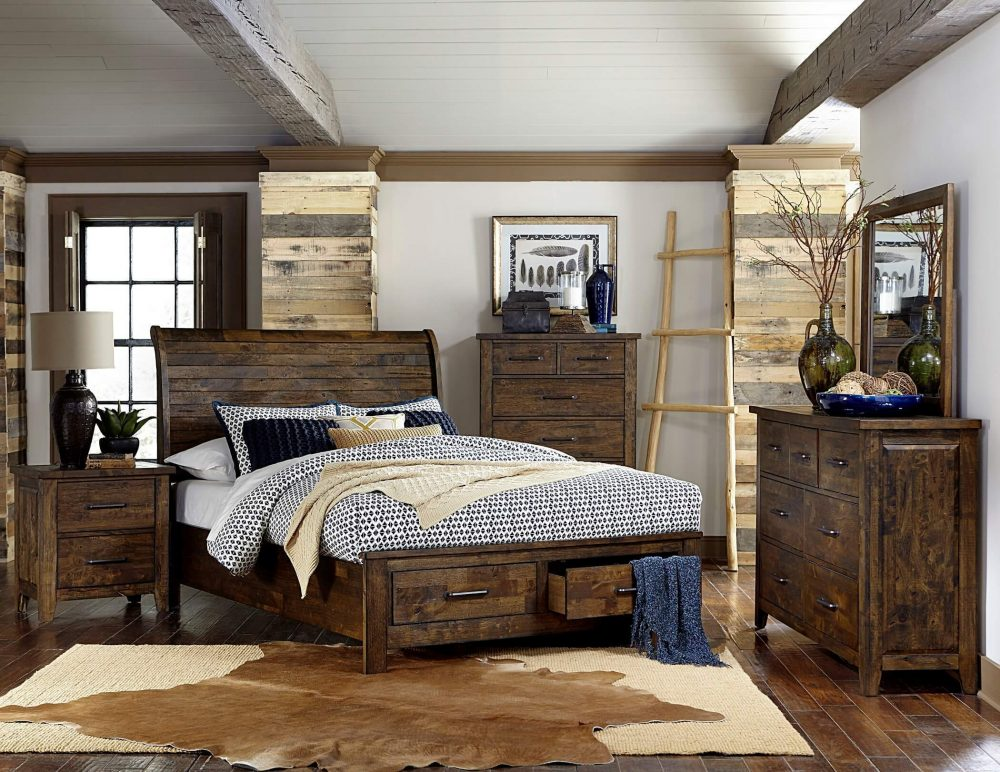 a furnished and cozy bedroom to illustrate home furnishings portland or