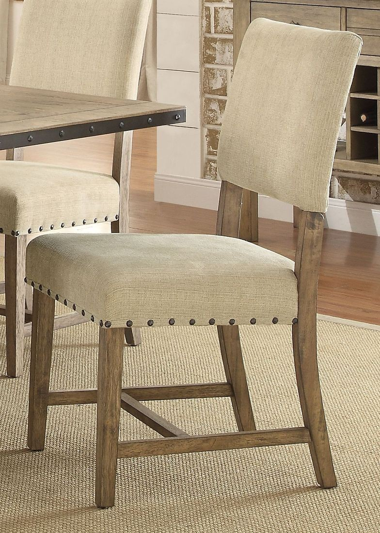 Veltry Side Chair by Homelegance