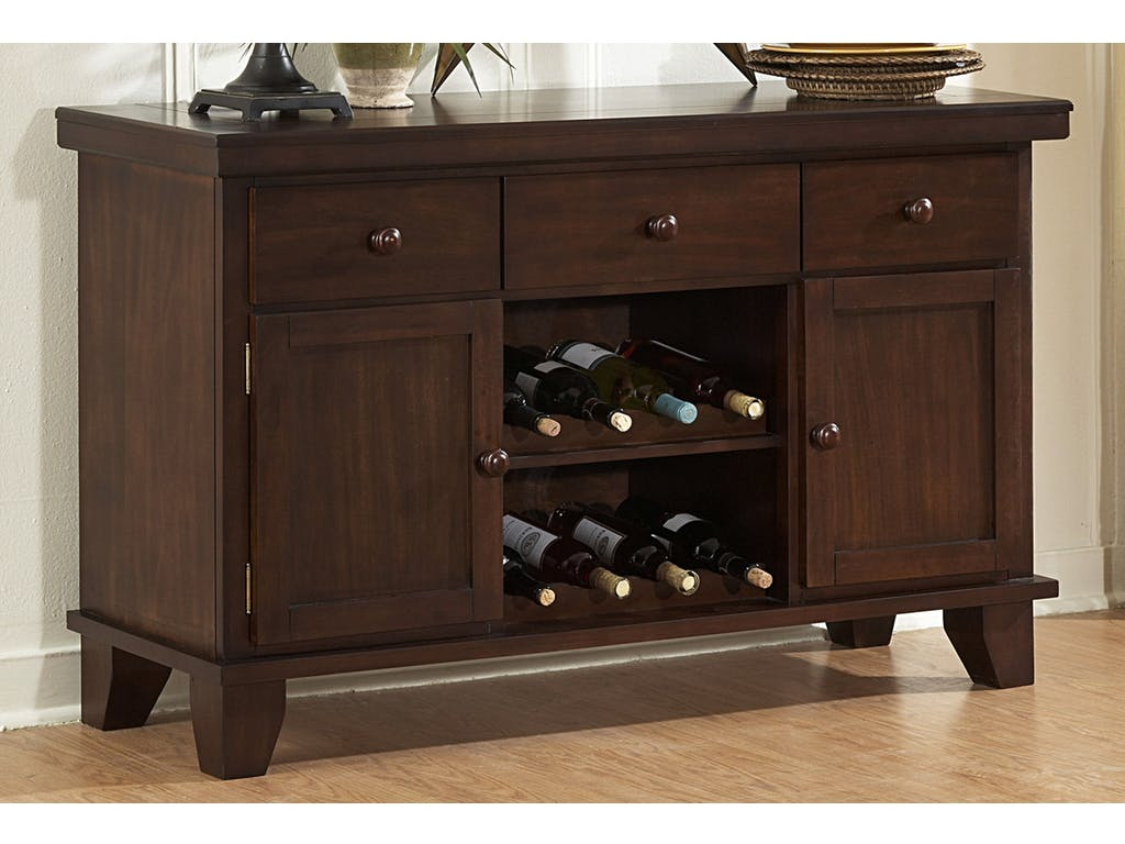 Ameillia Server dining room furniture in Lake Oswego OR