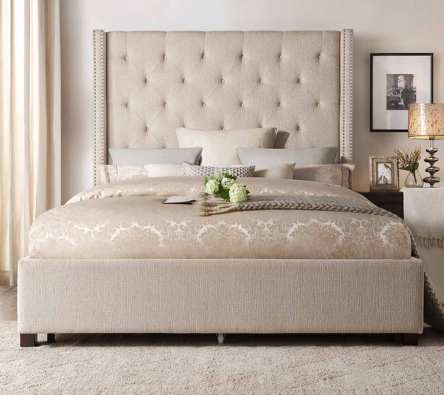 Fairborn Bed By Homelegance Broadway Furniture