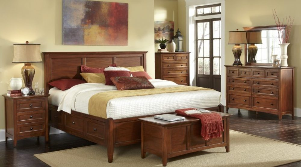 A America Westlake Bedroom Collection | Broadway Furniture