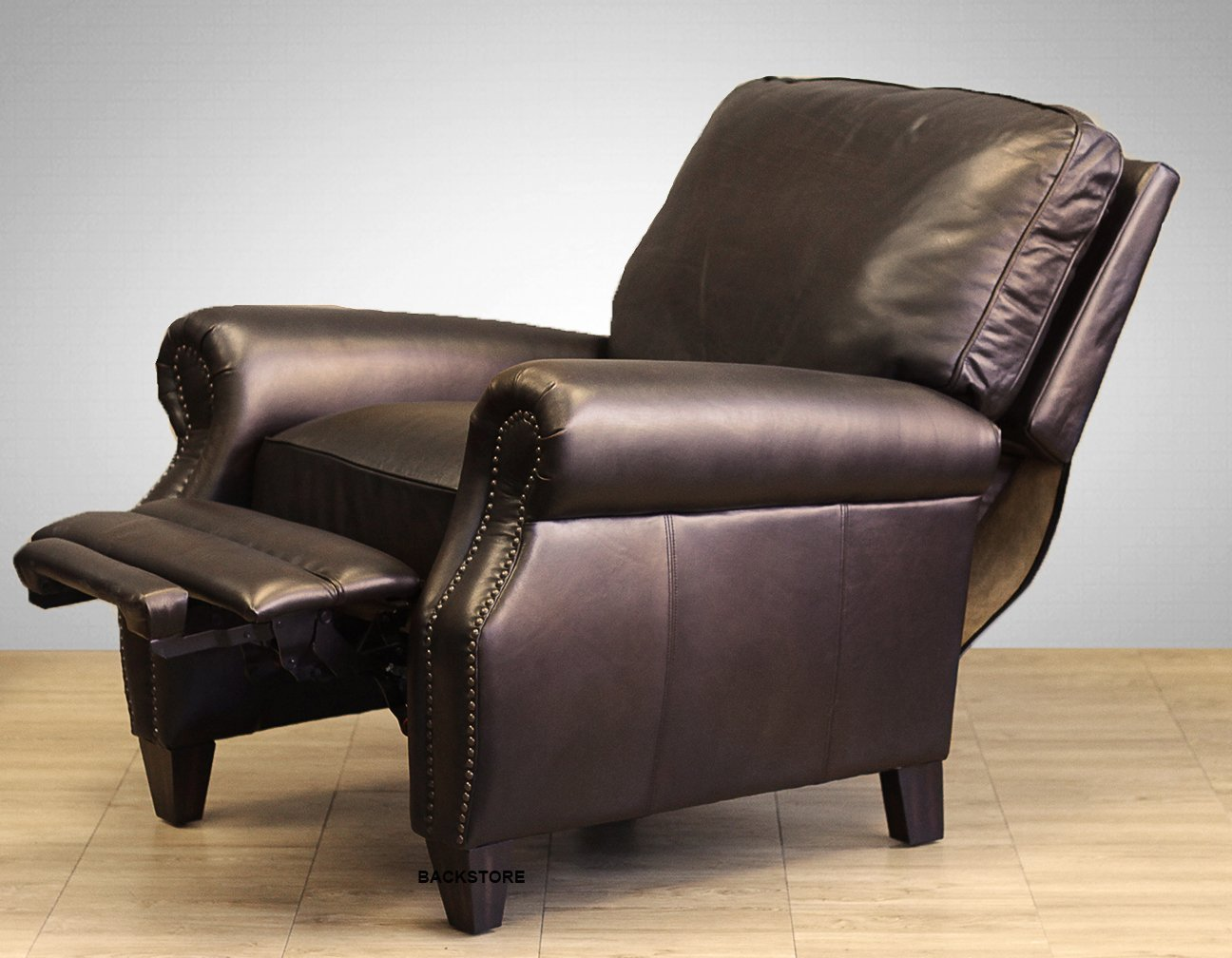 BarcaLounger Briarwood II Recliner Stetson Coffee