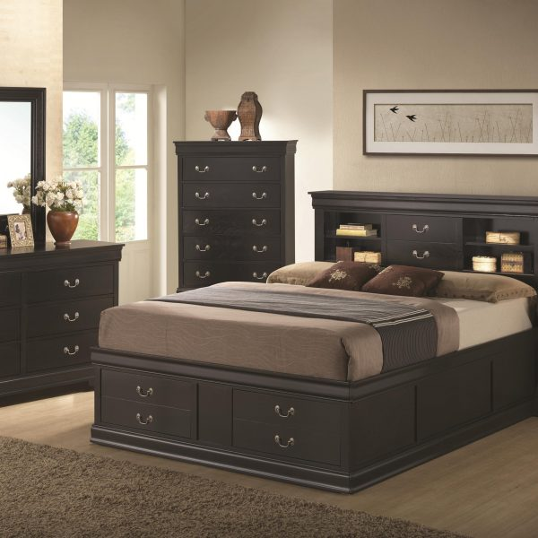 Coaster Furniture - Louis Philippe - Bedroom Set | Broadway Furniture