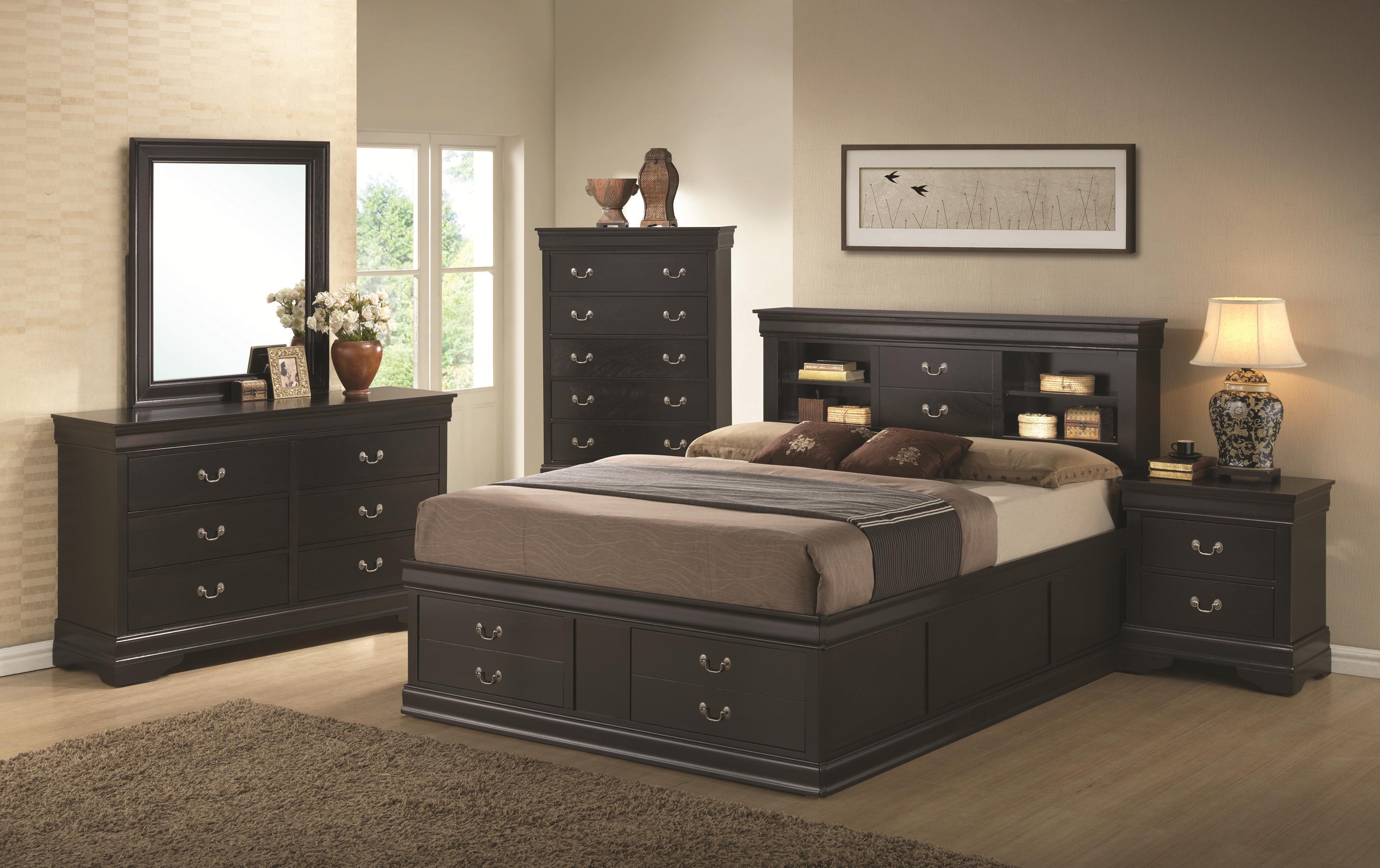 Coaster Furniture - Louis Philippe - Bedroom Set | Broadway Furniture