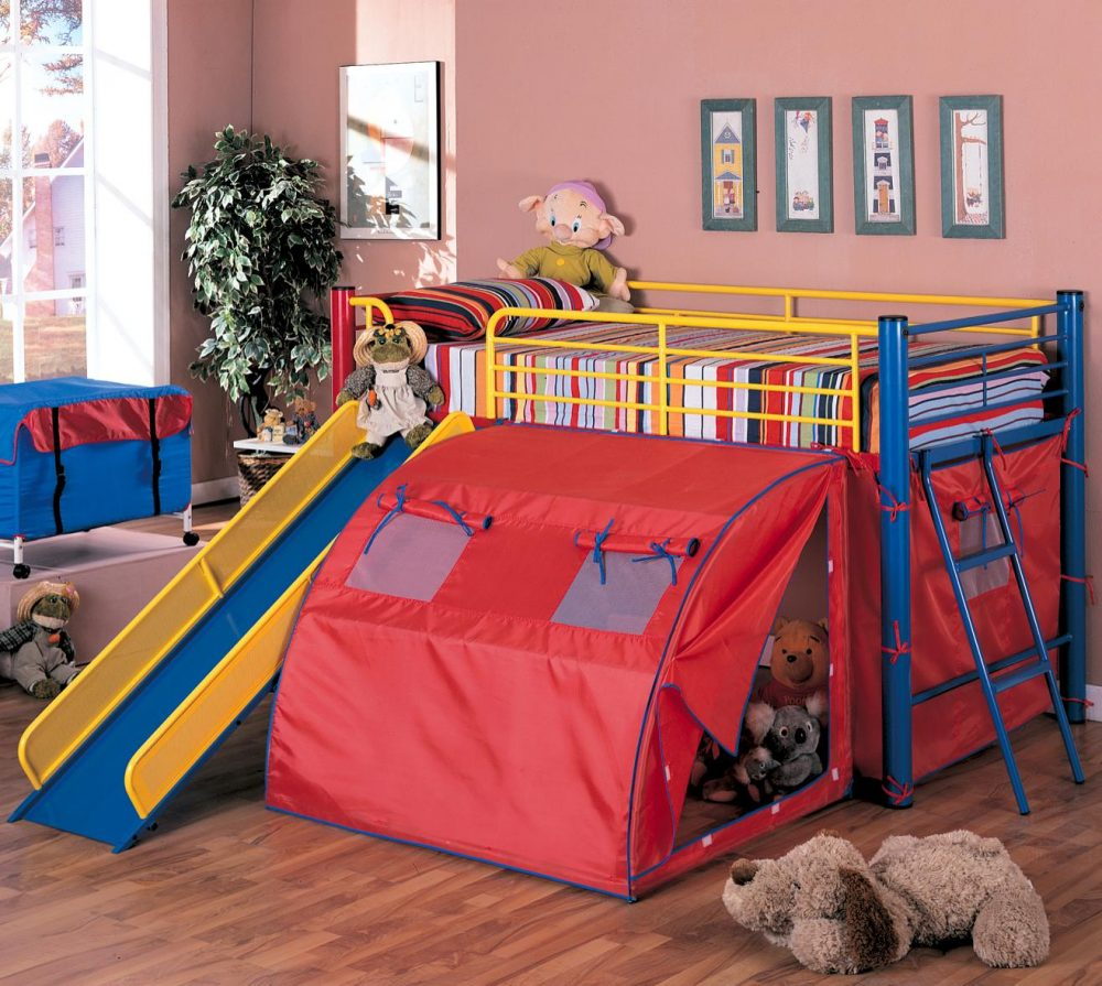 Coaster-Furniture-Oates-Bunk-Bed-with-play-area