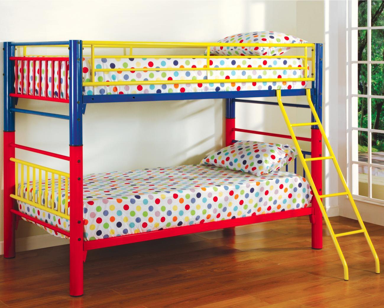 Coaster Furniture Oates Bunk Bed Broadway Furniture