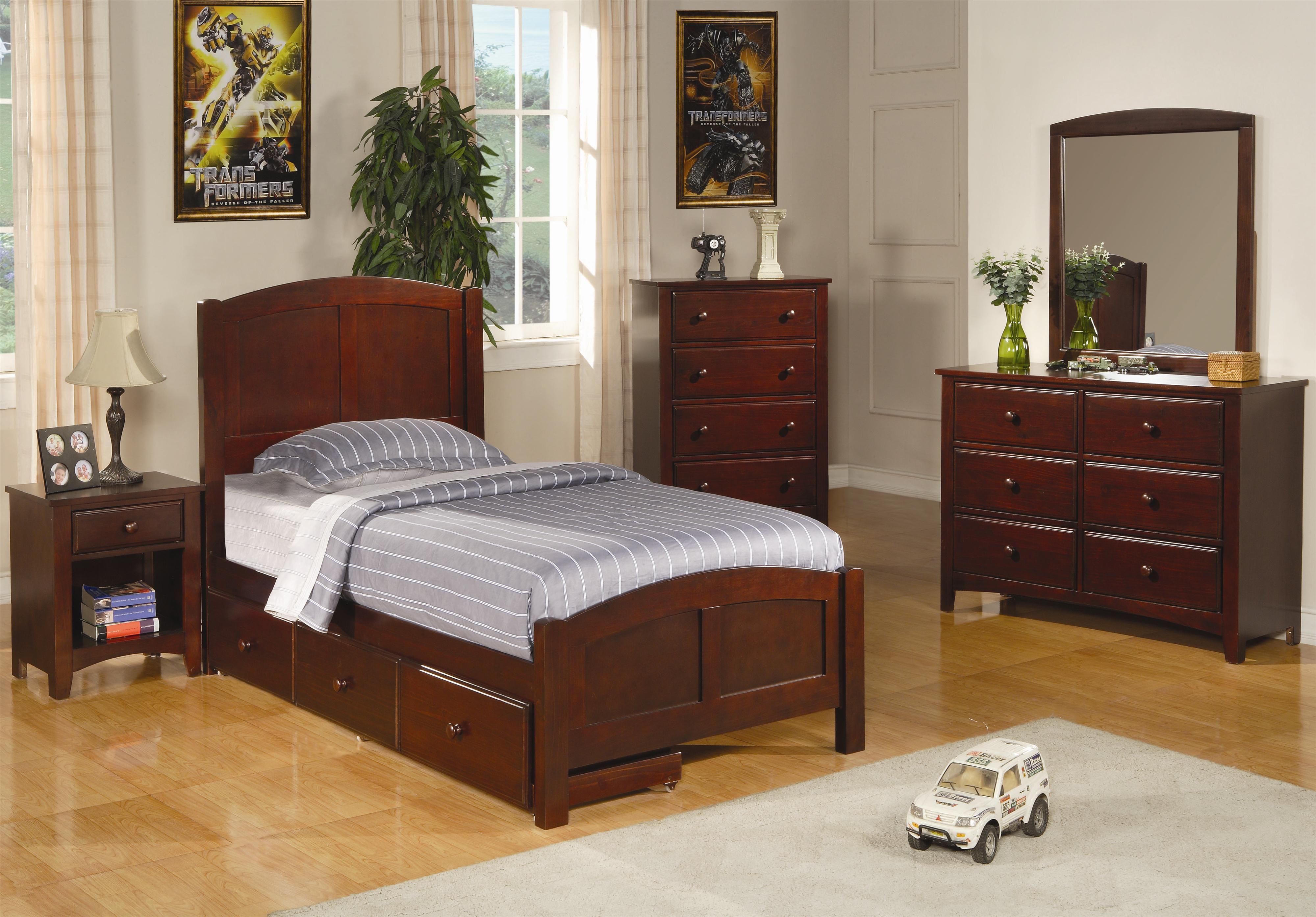 Coaster Furniture - Parker Bedroom Set | Broadway Furniture